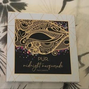 New PUR Midnight Masquerade Face Palette
